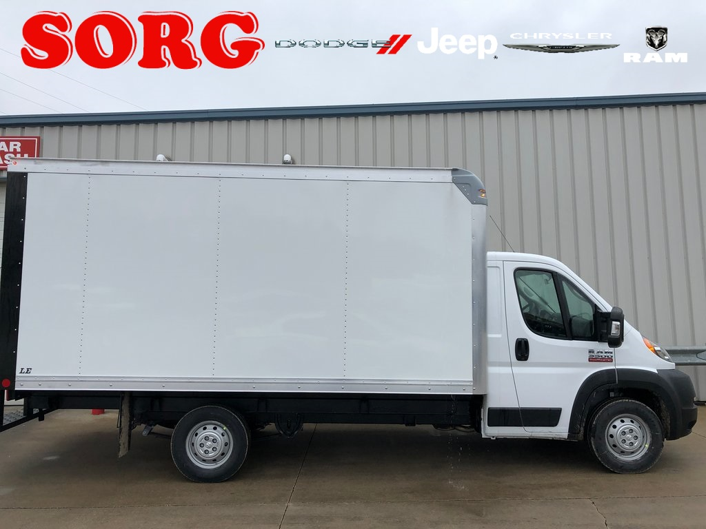 New 2019 RAM ProMaster Low Roof