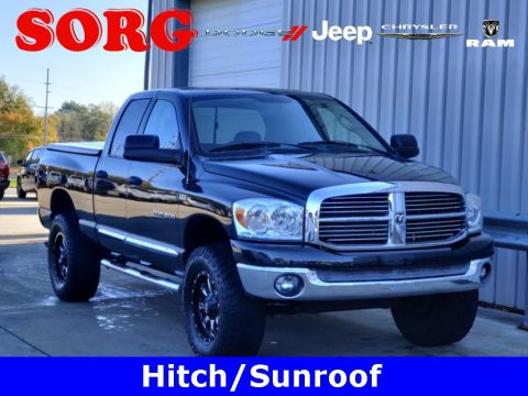 Pre-Owned 2007 Ram 1500 Big Horn
