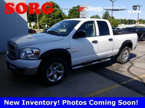 Pre-Owned 2008 Ram 1500 Big Horn