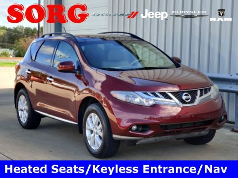 Pre-Owned 2011 Nissan Murano SL
